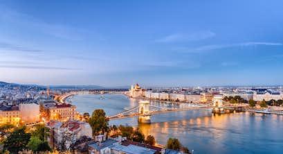 Imperial Capitals – Prague, Vienna & Budapest