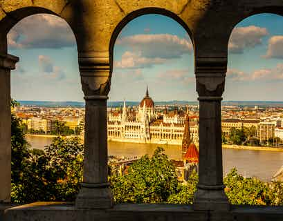 Romantic Danube Cruise plus the splendours of the Austrian Tyrol