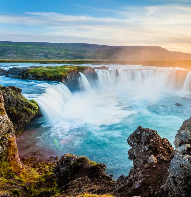 Cruising the Northern Atlantic –  Iceland and the Faroe Islands
