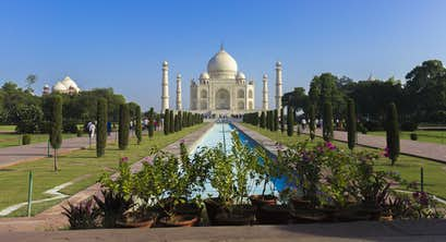 India's Golden Triangle – Delhi, Agra, Jaipur, Ranthambore
