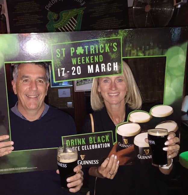 St. Patrick's Day in Dublin & Ireland's Ancient East