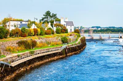 Galway & Dublin
