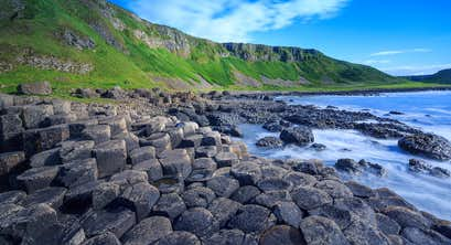 The Mountains of Mourne & the Giant's Causeway