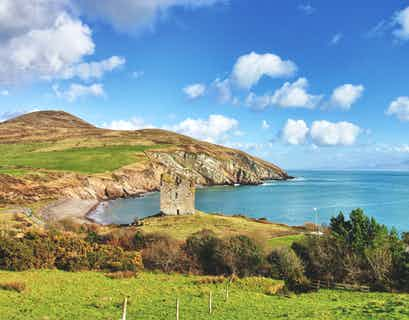 Grand Tour of Ireland by Air