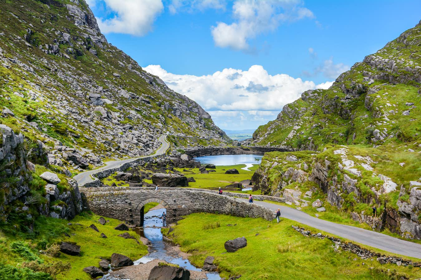 Ireland's Spectacular South West – Kerry, Cork & the Dingle Peninsula by Air