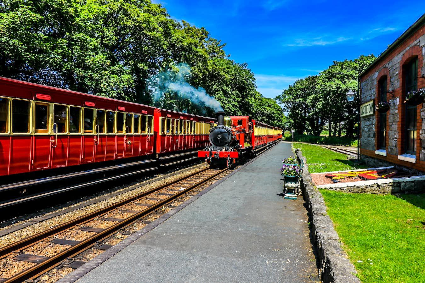 Railway Journeys of the Isle of Man