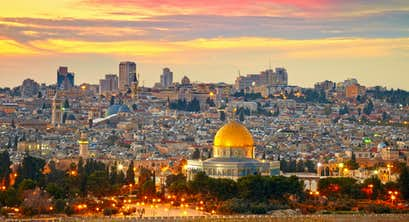 Highlights of the Holyland by Air