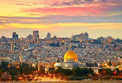 Highlights of the Holyland – Caesarea, Nazareth, Galilee & Jerusalem