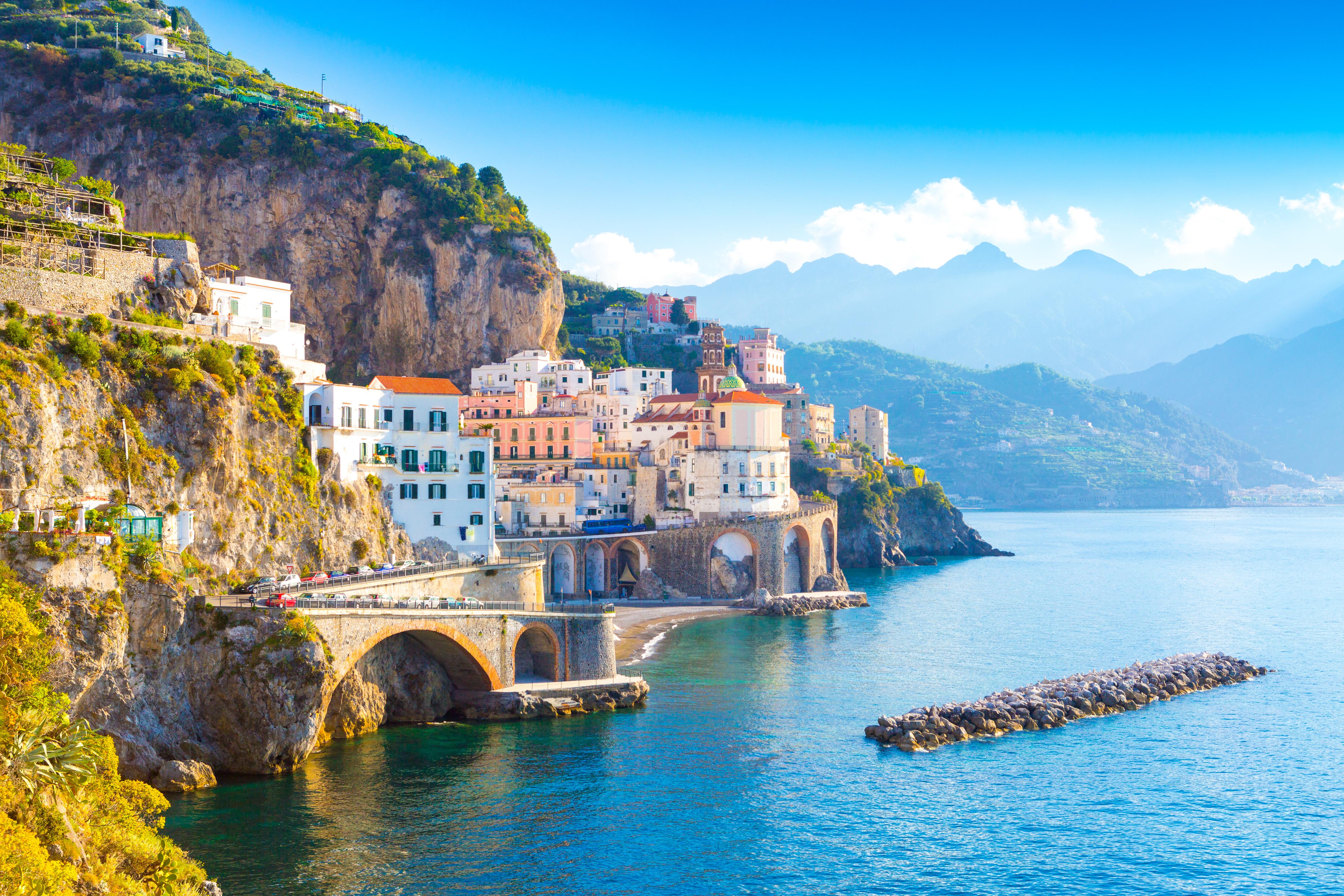 Sorrento Amp The Neapolitan Riviera Tour Leger Holidays