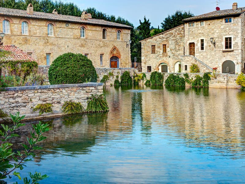 Steaming Through The Heart Of Tuscany & Sagra Del Tordo