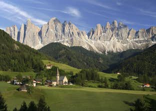 Summer in the Italian Süd Tirol & the Dolomites