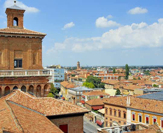 Ferrara Guided Tour