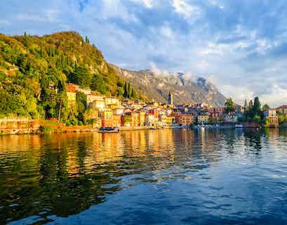 New Year on Lake Como & Lake Maggiore – All-Inclusive