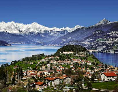 Christmas on Lake Como & Lake Maggiore – All-Inclusive