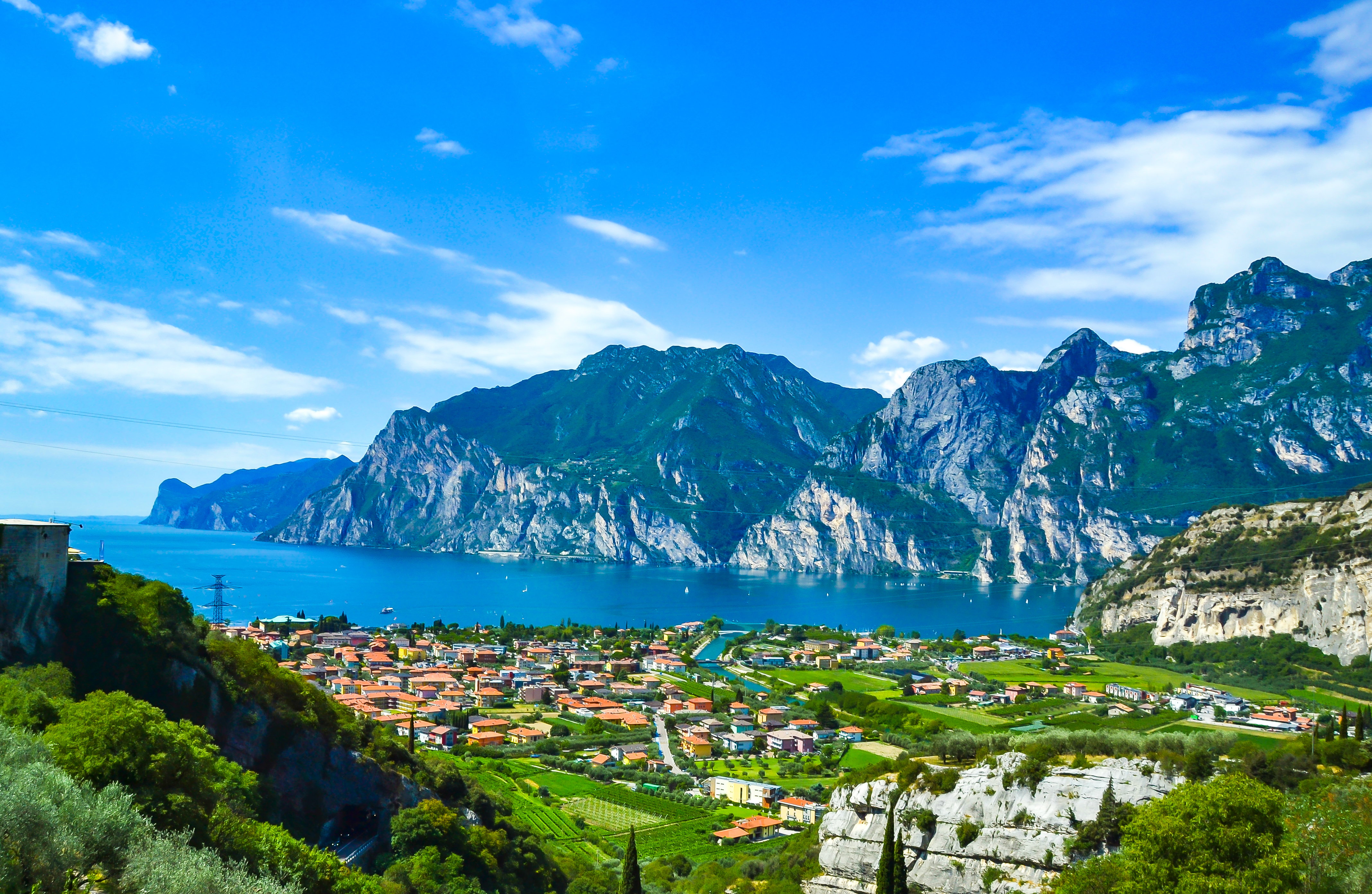 All Inclusive Coach Holiday To Lake Garda Leger Holidays