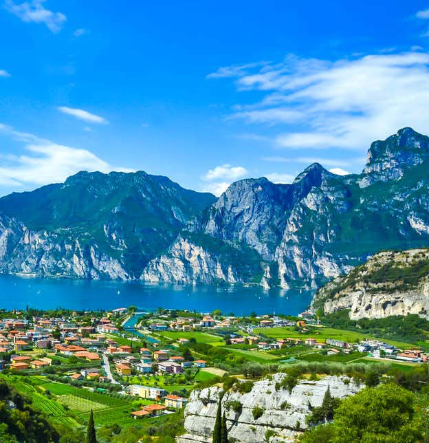 The Delights of Lake Garda