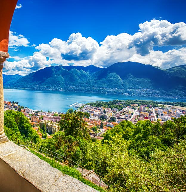 The Splendours of Lake Maggiore