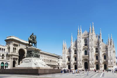 Milan; Milan Walking Tour