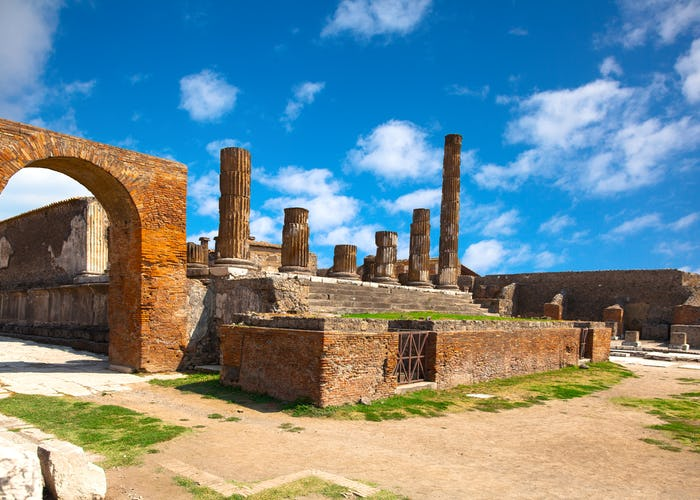 Pompeii with Guided Tour