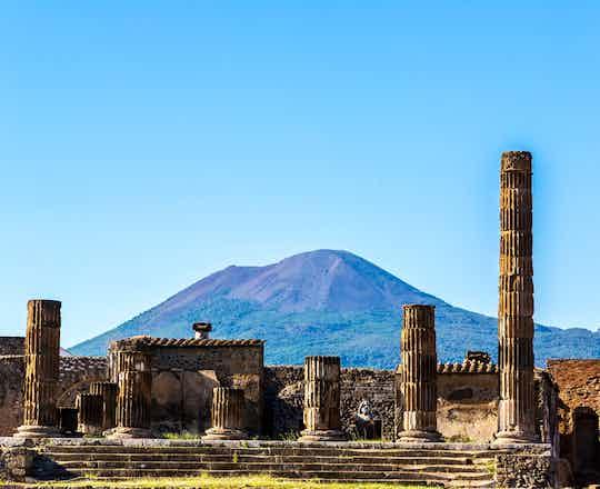 Pompeii & Mount Vesuvius