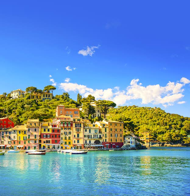The Italian & French Rivieras by Air for Single Travellers