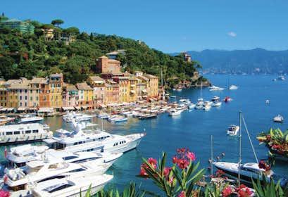 Italian Riviera, Tuscany & Rome