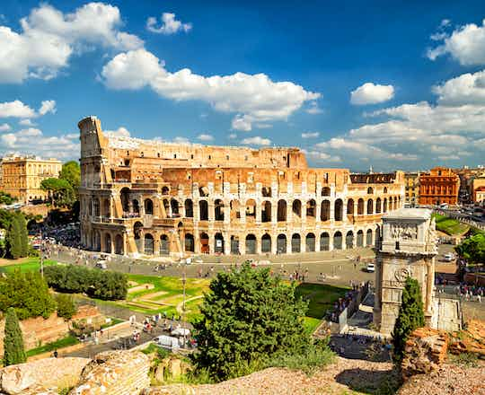 Rome Guided Sightseeing Tour