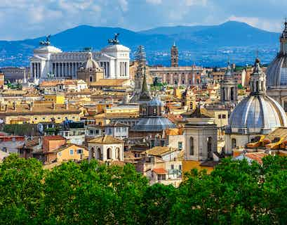 Rome City Break by Air for Single Travellers