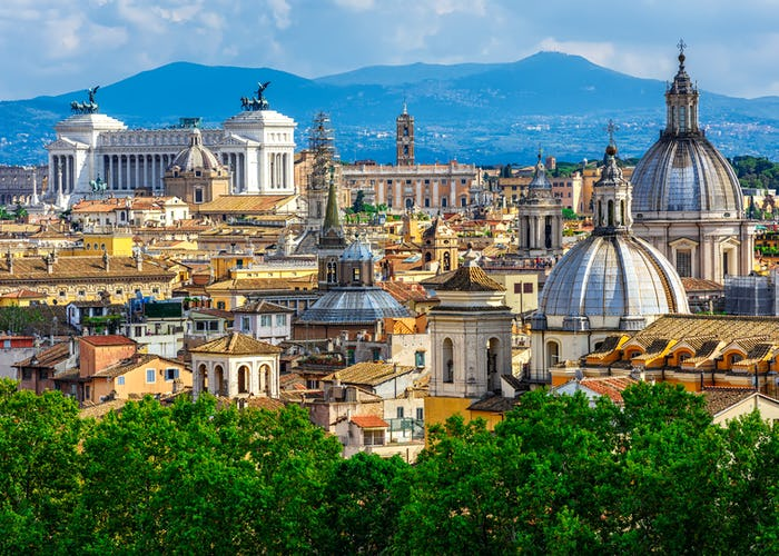 Rome with Guided Tour