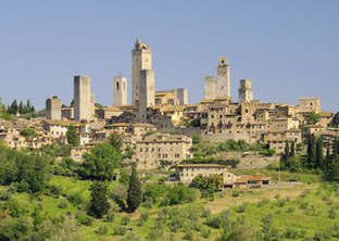 Treasures of Tuscany, Rome & the Green Heart of Italy for Single Travellers