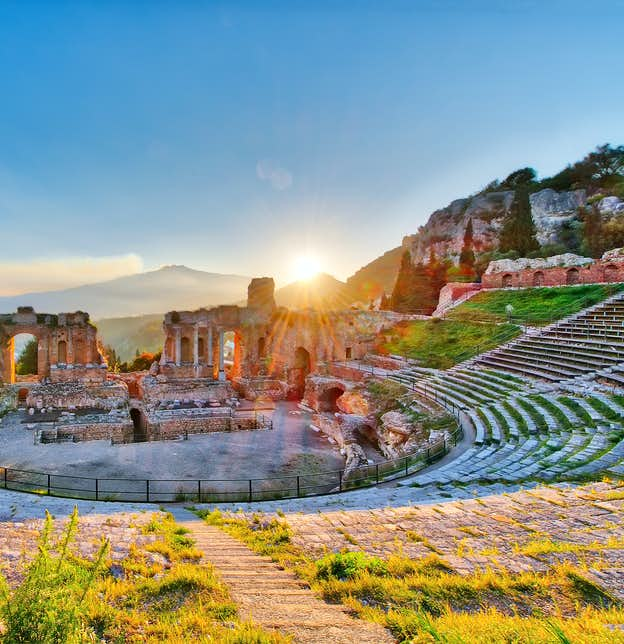 Fire & Ice – The Wonders of Sicily, Italy & Austria