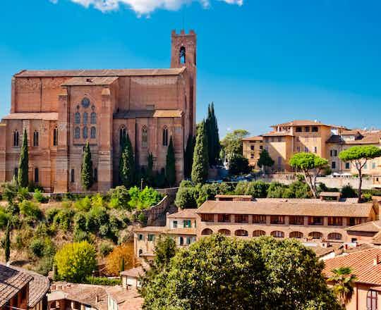 San Gimignano & Siena