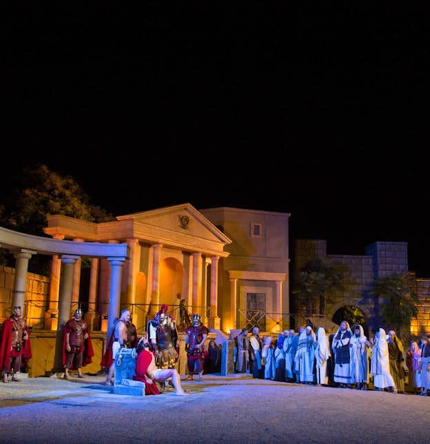 Sordevolo Passion Play, Piedmont & Lake Maggiore