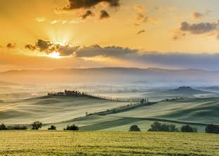 Treasures of Tuscany by Air