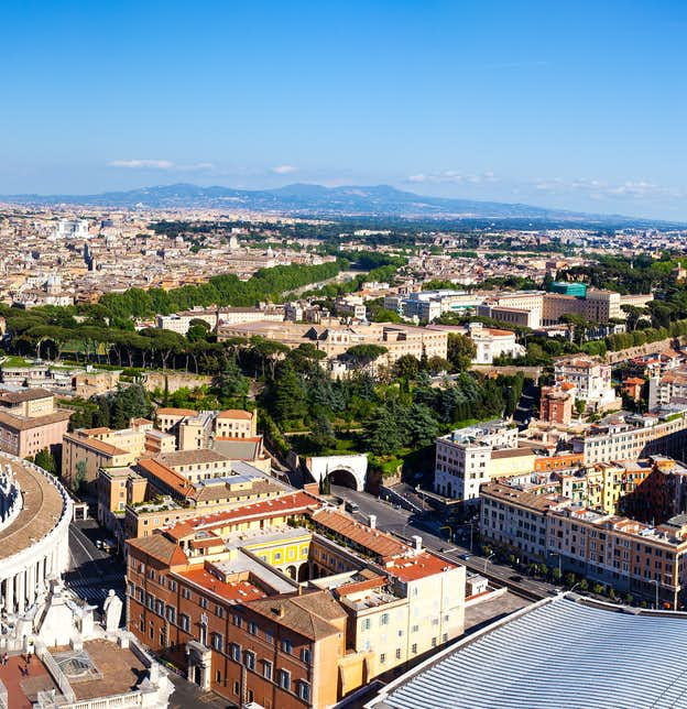 Rome City Break by Air