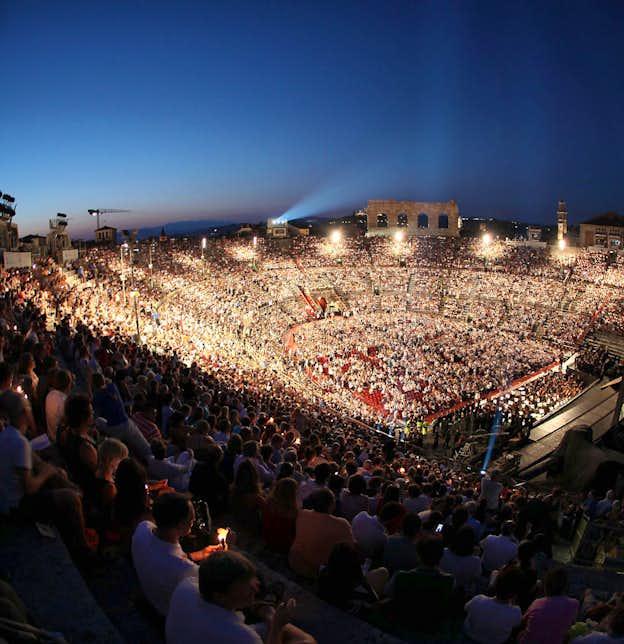 Verona Opera, Venice & Lake Garda