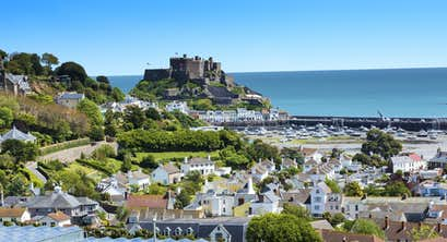 Discover the very best of Jersey by Air