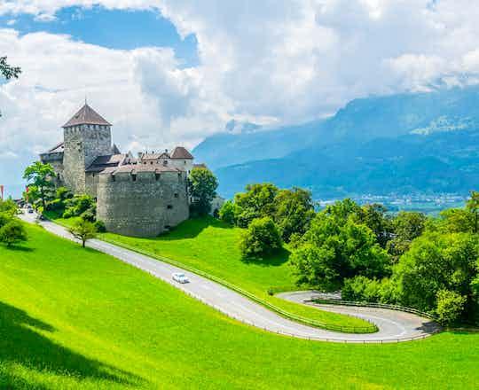 Liechtenstein & Lake Constance