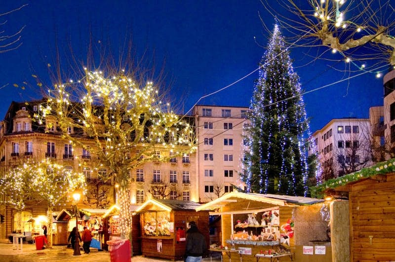 Luxembourg And Trier Christmas Markets Leger Holidays