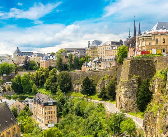 Guided Walking Tour of Luxembourg City