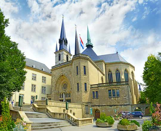 Luxembourg City & Guided Walking Tour