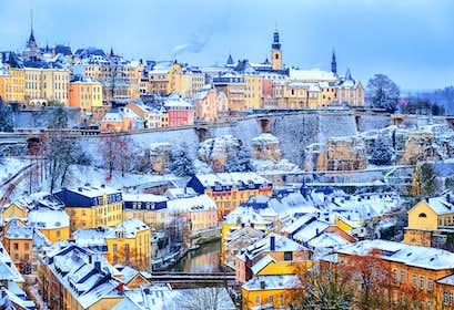 Luxembourg & Trier Christmas Markets