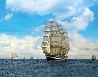 Tall Ships Race 2020