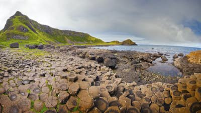 Giant's Causeway & Derry