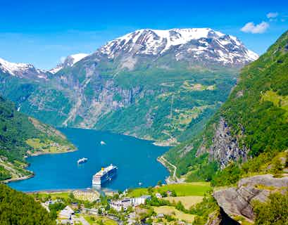 Picturebook Norway – Fjordland Spectacular