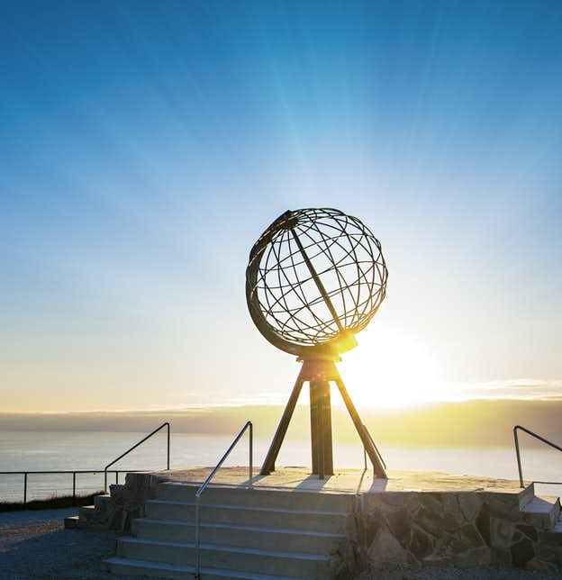 Arctic Circle & the Land of the Midnight Sun