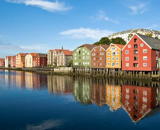Trondheim Guided Sightseeing Tour