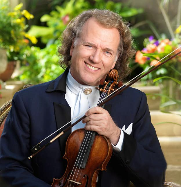 Valkenburg & André Rieu in Cologne
