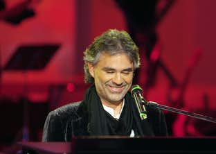Andrea Bocelli Live at the 'Theatre of Silence', Tuscany