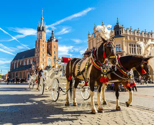 Krakow with Guided Tour